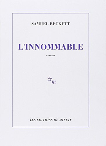 9782707306692: L'Innommable