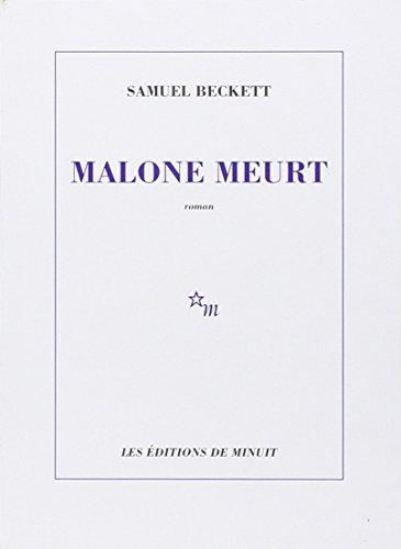 9782707306821: Malone Meurt (French Edition)
