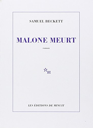 9782707306821: Malone Meurt (French Edition)