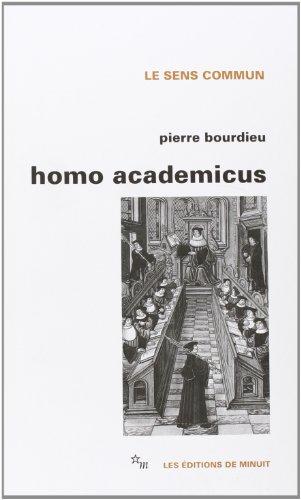 9782707306968: Homo academicus (Le sens commun)