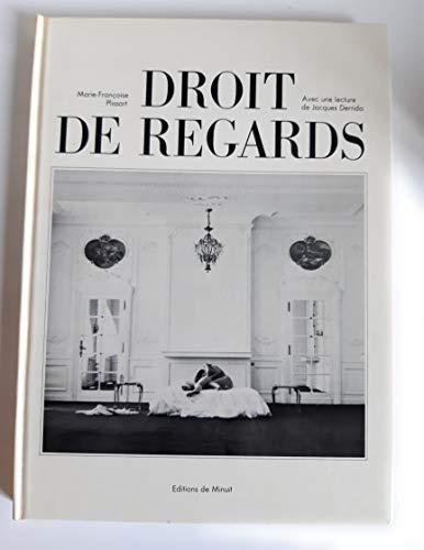 Droit de regards (French Edition) by Plissart, Marie-Francoise: Marie-Francoise Plissart
