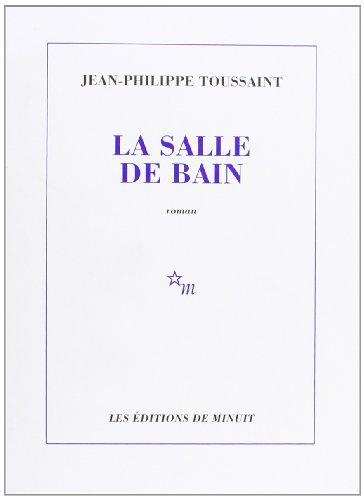 9782707310286: La Salle de Bain