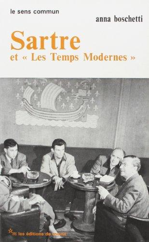 9782707310514: Sartre et