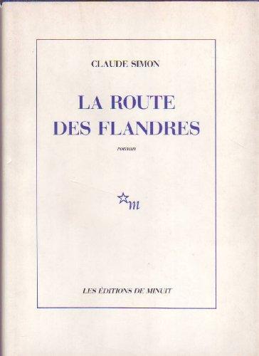 9782707310620: La Route des Flandres