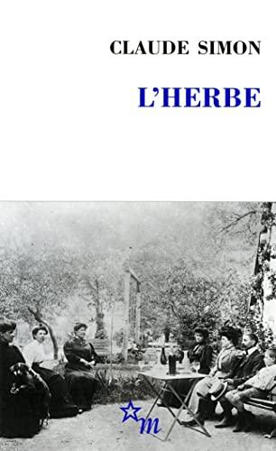 L'herbe (Double): Claude Simon