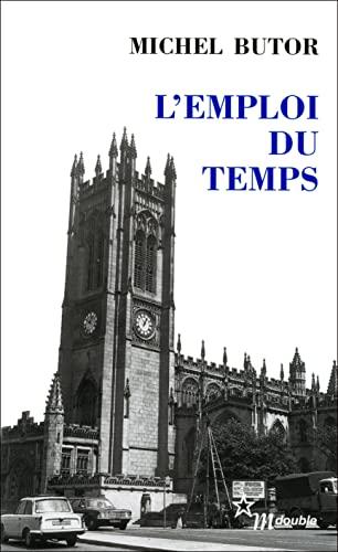 9782707315212: L'Emploi Du Temps (French Edition)