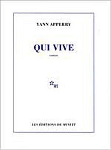 QUI VIVE: APPERRY YANN