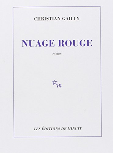 9782707316967: Nuage rouge (French Edition)
