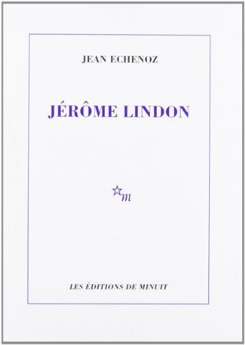 9782707317742: J�r�me Lindon