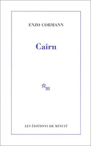 9782707318329: Cairn