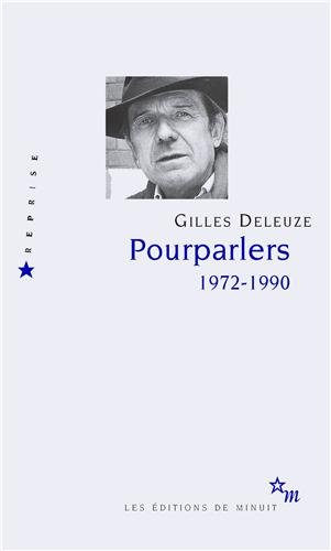 9782707318428: Pourparlers 1972-1990