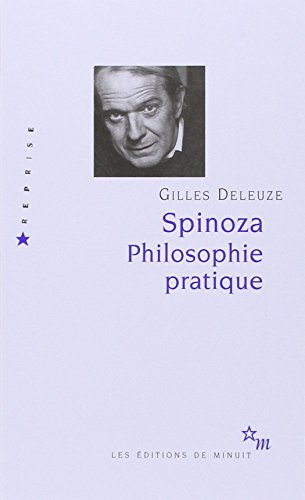 9782707318442: Spinoza. : Philosophie pratique