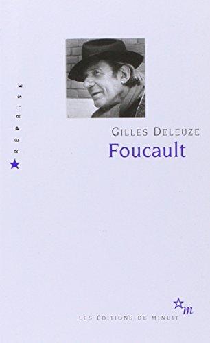 Foucault Deleuze, Gilles