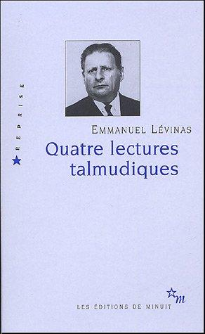 9782707319074: Quatre lectures talmudiques (Reprise)