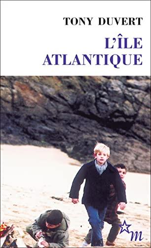 9782707319333: L'ile atlantique