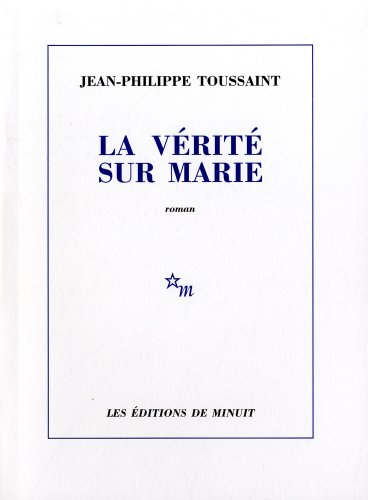 9782707320889: La Verite Sur Marie (French Edition)