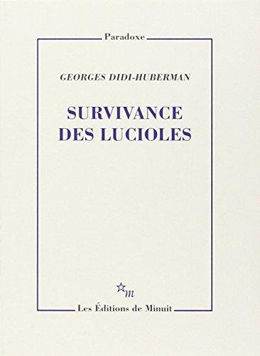 9782707320988: Survivance des lucioles