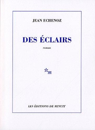 9782707321268: Des éclairs (French Edition)