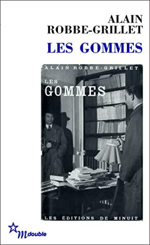 9782707321862: Les gommes