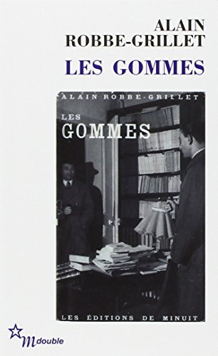 9782707321862: Les Gommes (French Edition)