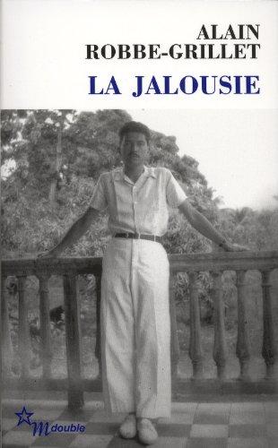 9782707321879: LA Jalousie (French Edition)