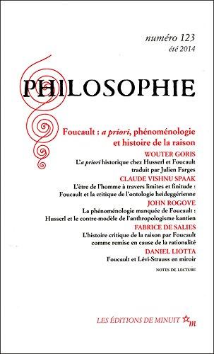 PHILOSOPHIE NO.123: COLLECTIF