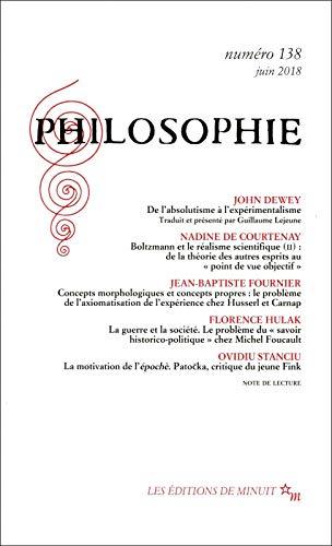 Philosophie 138 - Collectif