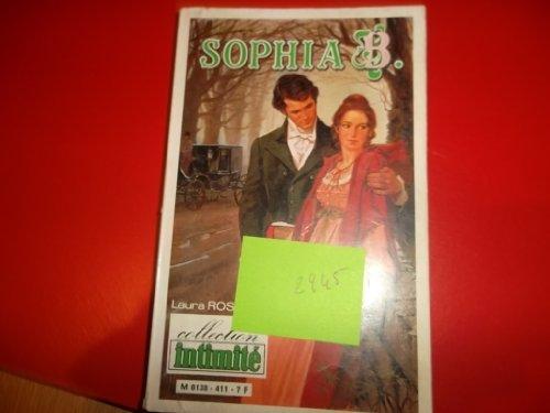 9782707424112: Sophia B (Collection Intimité)