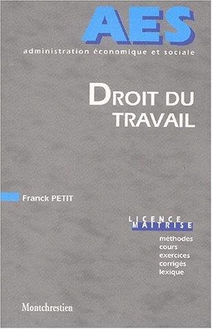 Droit du travail: Petit, Jacques