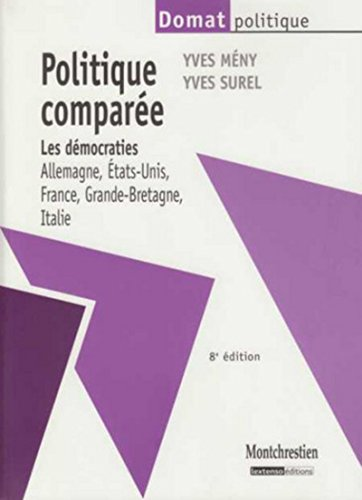 Politique comparée : Les démocraties (French Edition): Yves Surel