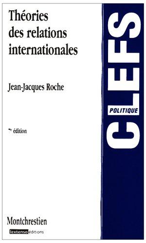 Théories des relations internationales (Clefs politique)