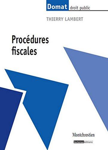 9782707616968: Procédures fiscales