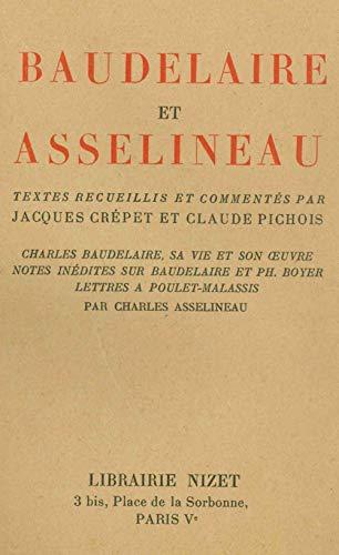 baudelaire et asselineau (2707800376) by Claude Pichois