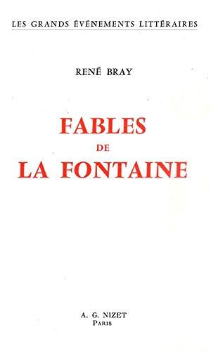 Fables De La Fontaine - Rene Bray