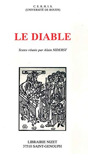 9782707812353: Le diable (French Edition)
