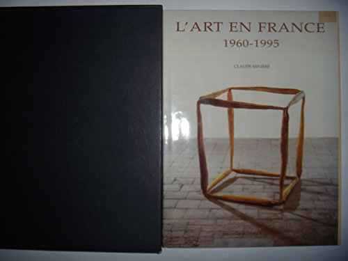 9782707900371: L'ART EN FRANCE. 1960-1995