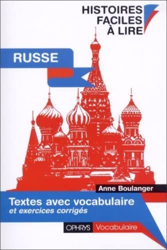 9782708011953: Russe. (French Edition)