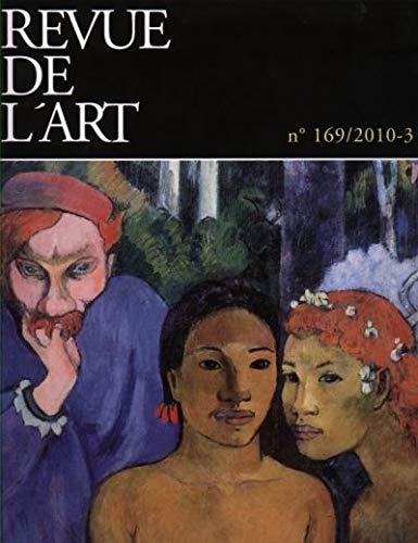 9782708012714: Revue de l'art, N° 169/2010-3 :