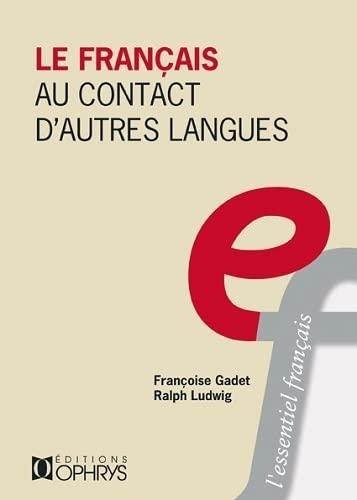 9782708013629: Le français au contact d'autres langues