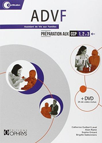 9782708013650: ADVF Participation aux Ccp 1 2 3 + DVD