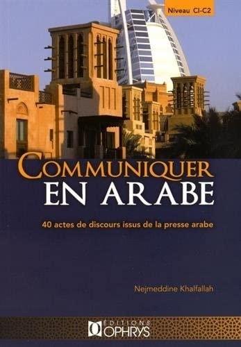 9782708014251: L'arabe en situation professionnelle