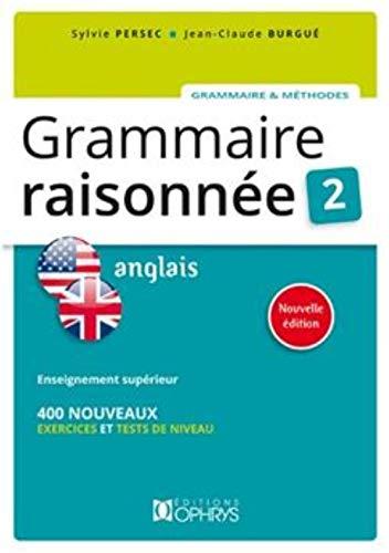 9782708014275: Grammaire Raisonnee 2 - Anglais