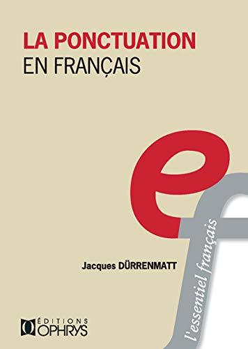 9782708014305: La ponctuation en français