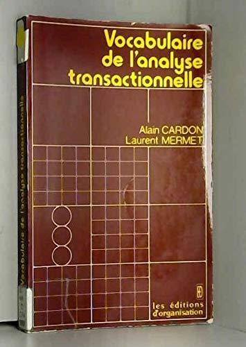 9782708104877: Vocabulaire de l'analyse transactionnelle