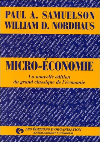 9782708114036: Micro-économie