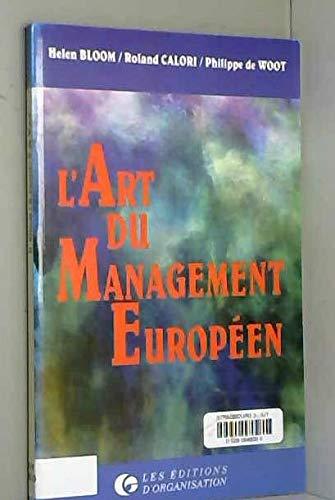 9782708114074: L'art du management européen