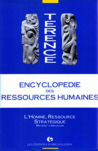 Homme ressource stratégique t2 (encycl.rh) (French Edition): Groupe Terence et Coll