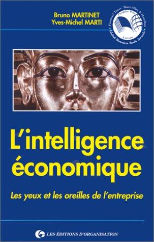 L'intelligence économique: n/a