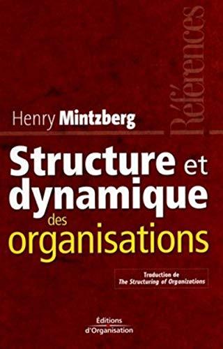 9782708119710: Structure et dynamique des organisations