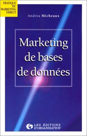 9782708120785: Marketing de bases de données